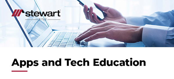 Apps and Tech Education